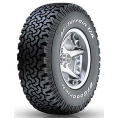 DONE - BF Goodrich All-Terrain T/A KO2 Tire