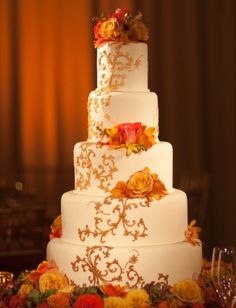 Wedding Cake Possibility - Very Elegant