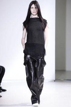 Yang Li Paris Fashion Week Ready Week Ready To Wear Spring/Summer 2014T