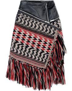 Dsquared2 3/4 Length Skirt