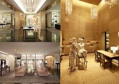 Chanel new concept store Av montaigne