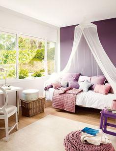 10 ideas para pintar la habitación de los niños · ElMueble.com · Niños