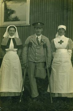Nurses and there patient
