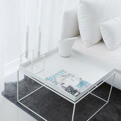 WHITE #hvvit #hvit #white #bylassen #kubus #muuto #muutolamp #hay #traytable #bonytt #ikea #greycarpet #whitecurtains #myhome #minimalist #minimalistic #noeinspo #onlyinterior #nordiskehjem #interior4all #interior #inspo #interiordesign #funkis #epoxyfloor #livingroom #stue