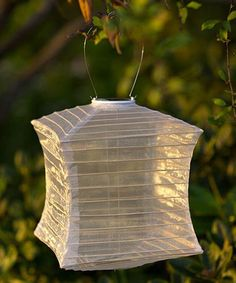 Another great find on #zulily! Pearl Solar Pagoda Lantern #zulilyfinds