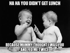 Twin babies problems