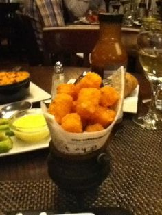 Everybody loves our Tater Tots from Old Homestead. Thx!