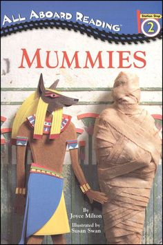 Mummies (All Aboard Reading L2)