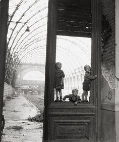 Lehrter Bahnhof Berlin 1956