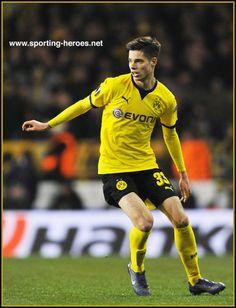 Julian WEIGL - Borussia Dortmund - 2016 Europa League. Knock out games.