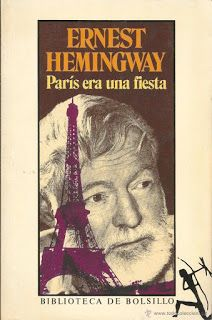 Paris era una fiesta  #Pariseraunafiesta #Hemingway #reseña #libros #blogsliterarios