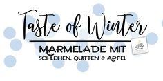 Einfach natürlich – Etiketten zum Kapitel Winter Winter Marmelade, Math Equations, Home Remedies, Pomegranate, Book, Simple