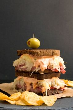 The Ultimate Spicy Reuben Sandwich Recipe