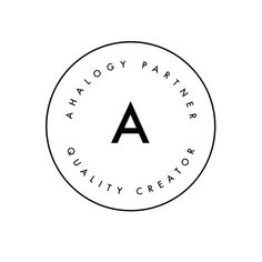 ahalogy badge