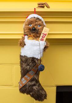 Wookiee What You Got Stocking, #ModCloth