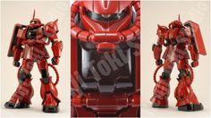 The Most Beautiful Gundam Zaku Model Ever Created