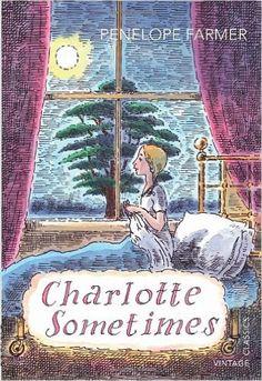 Charlotte Sometimes (Vintage Childrens Classics): Amazon.co.uk: Penelope Farmer: 9780099582526: Books