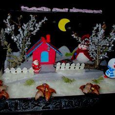 Bildergebnis für christmas wonderland shoebox