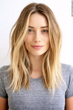 Bronde Hair Trend -- for fair skin!                                                                                                                                                                                 More