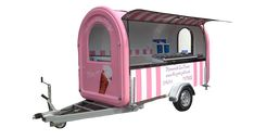 Ice cream van for hire - Weddings, events...