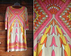 #psychedelic pattern#psychedelic dress#dress#pink dress
