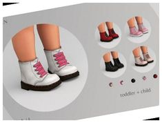 #Madlen #Boots #Mani #Sims #The the sims 4 cc toddler shoes Madlen Mani Boots - The Sims 4 40+ | the sims 4 cc toddler shoes | 2020 Toddler Cc Sims 4, Sims 4 Toddler Clothes, Sims 4 Cc Kids Clothing, Sims 4 Mods Clothes, Toddler Shoes, Toddler Outfits, Mods Sims, Sims 4 Game Mods, Sims 4 Tsr