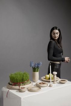 Haft Sin collection by Hozan Zangana for Nowruz Rituals