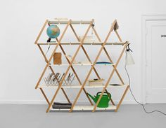 stephanie Hornig | shelves