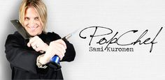 Popchef Sami Kuronen Food Blogs, Fictional Characters