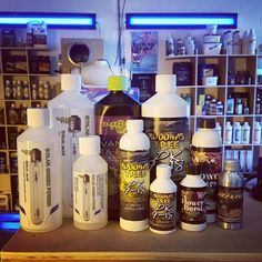 The finest range of additives and boost on the market, made by the lovely people @buddhastreeltd #buddhastree #hydroponics #growyourown #Aylesbury #chilli #nutrients