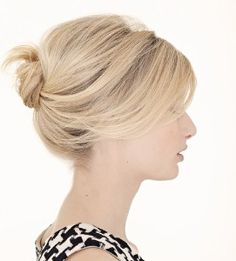Up do - hairstyles - mid-length hair Ideas For Your Perfect...