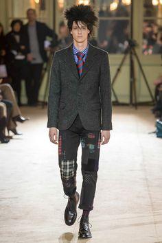 Junya Watanabe | Fall 2014 Menswear Collection | Style.com