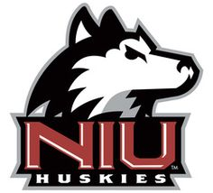 Northern Illinois University Baseball Camp 2017 for Youths in Dekalb, Illinois - SportsCampConnection Northern Illinois Huskies, Northern Illinois University, Football Team Logos, College Football, College Sport, College Years, College Life, Black Husky, Husky Logo