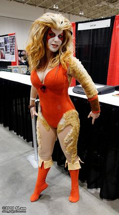 Cheetara Cosplay @ Wizard World Comic Con Toronto 2010