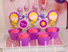 """""""Let's Get Tangled"""" Rapunzel Party   CatchMyParty.com"""