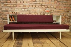 60s VINTAGE SOFA DAYBED DANISH SOFABED  BED COUCH SETTEE Mid Century STILNOVO