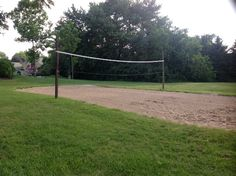 Sand Volleyball is great exercise and great fun!