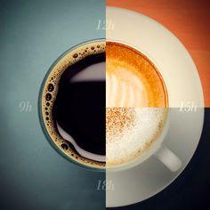 À chaque heure son café !