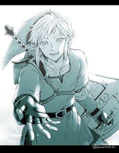 The Legend of Zelda The Legend Of Zelda, Legend Of Zelda Breath, Ben Drowned, Wind Waker, Zelda Drawing, Zelda Video Games, Princesa Zelda, Zelda Twilight Princess, Link Art