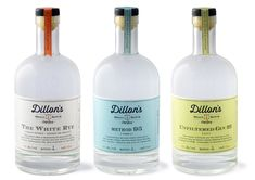 Dillon's Small Batch Distillers by insite design