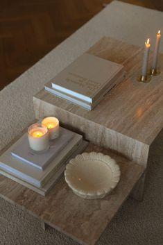 Home Room Design, Dream Home Design, Interior Design Living Room, House Design, Room Decor Bedroom, Living Room Decor, Coffe Table Books, Aesthetic Room Decor, Beige Aesthetic