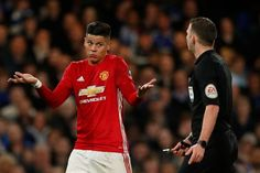 Manchester United defender Marcos Rojo should have been sent off for his stamp on Eden Hazard. That is the view of Alan Shearer who was [read more]