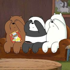 We Bare Bears 우헤헿