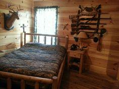My son's bedroom