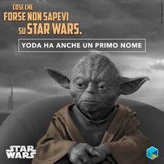 """Non tutti sanno che inizialmente #GeorgeLucas aveva pensato anche ad un nome, oltre al cognome, per il Gran Maestro del Consiglio #Jedi che doveva chiamarsi """"Minch #Yoda"""", ma poi scelse di lasciare solo il cognome per renderlo più enigmatico.  Su #TIMvision la saga di #StarWars http://tim.social/_starwars"""