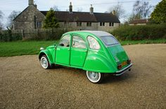 1987 - CITROEN 2CV6 - SPECIAL EDITION. It is special. What a beauty!