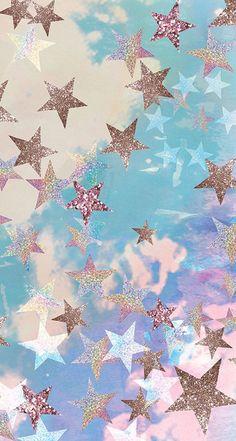 Glitter star dust