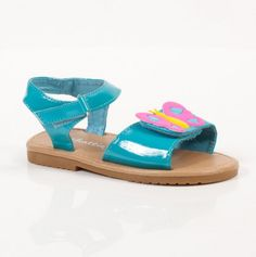 Toddlers Patent Sandals - Pretty Pairs: Girls' Sandals  Under - Events