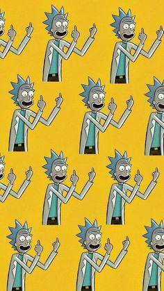 Rick and Morty discovered by Bastet on We Heart It - grafika odkryte przez Bast. Cartoon Wallpaper, Wallpaper Backgrounds, Locked Wallpaper, Lock Screen Wallpaper, Rick And Morty Poster, Dope Wallpapers, Cool Wallpapers Rick And Morty, Iphone Wallpaper Rick And Morty, Simpson Wallpaper Iphone