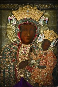 The Black Madonna Czestochowa Jasna Gora